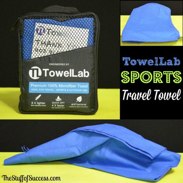 TowelLab Sports Travel Towel