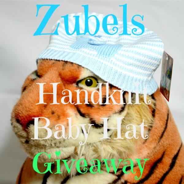 Zubels Handknit Baby Hat Giveaway
