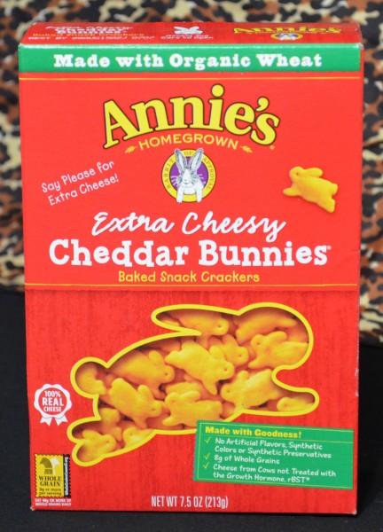 annies extra cheesy cheddar bunnies