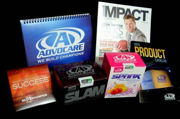 Advocare Distributor Kit