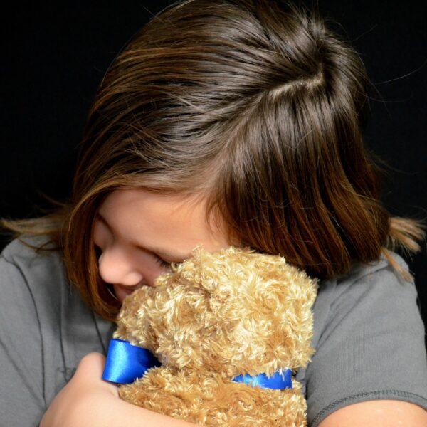 Cuddle Buddy Bear
