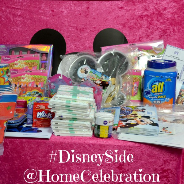 #DisneySide @HomeCelebration at The Stuff of Success