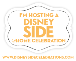 It's The Big Day! - Our #DisneySide @HomeCelebration #Sponsored