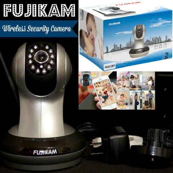 FujiKam Wireless Security Camera