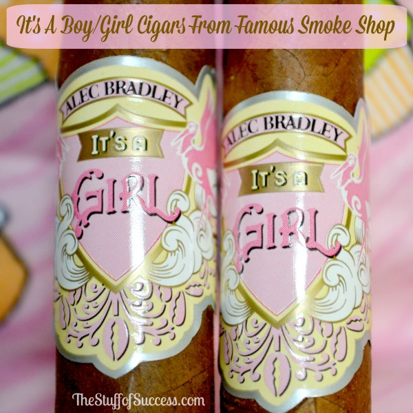 It's A BoyGirl Cigars From Famous Smoke Shop