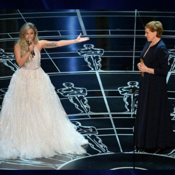 Lady Gaga's Tribute to Julie Andrews