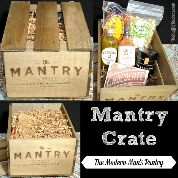 Mantry Crate The Modern Mans Pantry