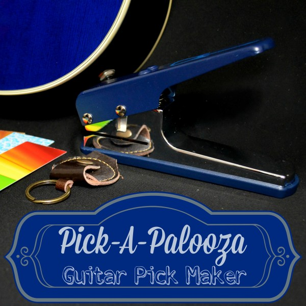 PickAPalooza Guitar Pick Maker Giveaway Exp 3/18