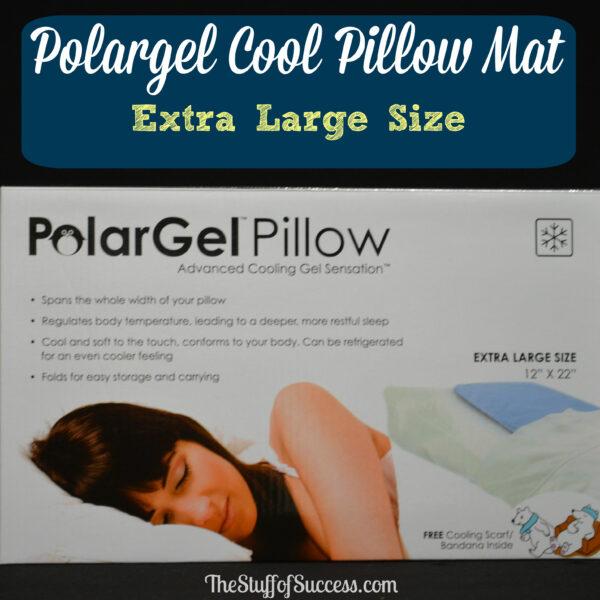 Polargel Cool Pillow Mat