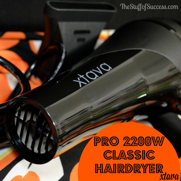 Pro 2200W Classic Hairdryer by xtava