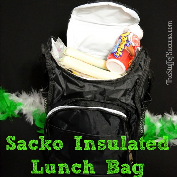 Sacko Insulated Lunch Bag