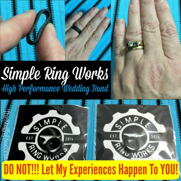 Simple Ring Works High Performance Wedding Bands