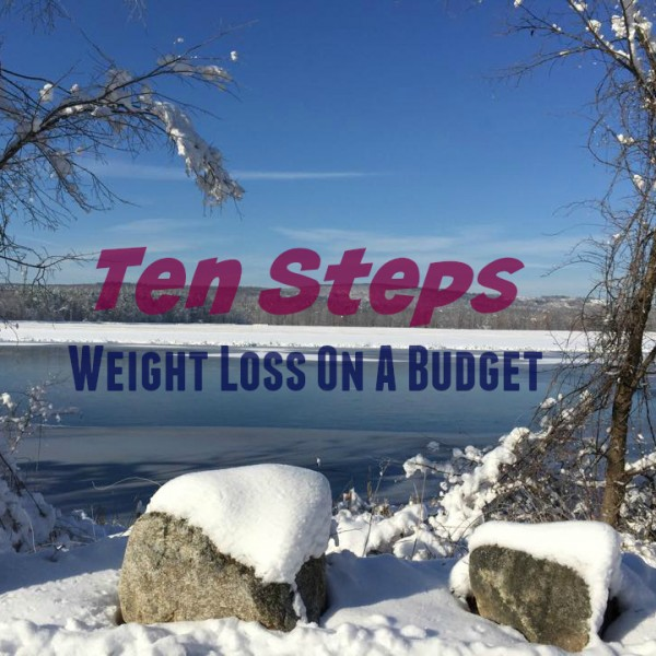 Ten Steps to Weight Loss on a Budget