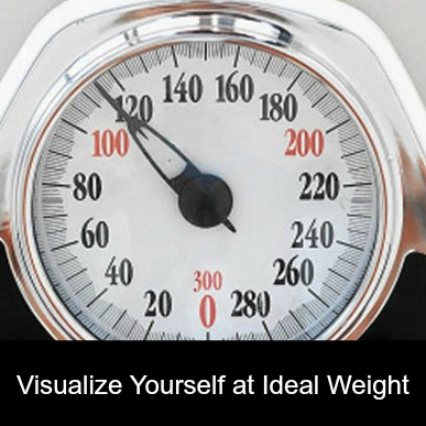 Visualize Yourself at Ideal Weight