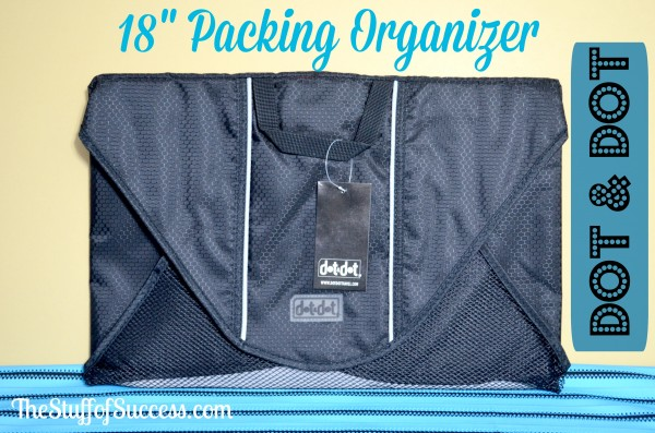 18 inch packing organizer by Dot & Dot