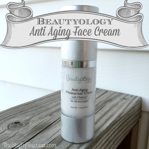 Beautyology Anti Aging Face Cream