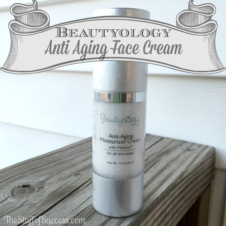 Beautyology Anti Aging Face Cream