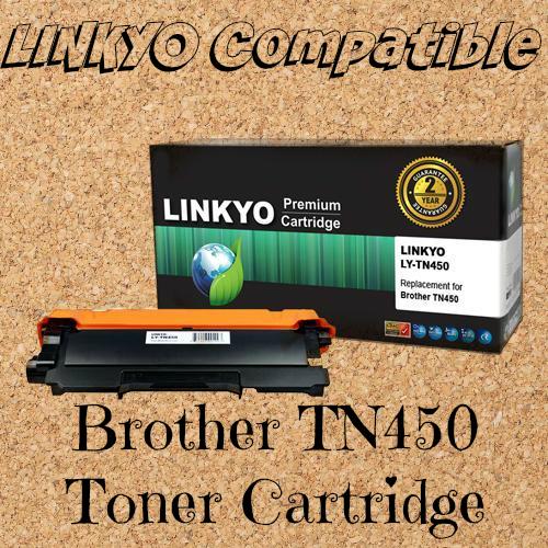 Brother TN450 Toner Cartridge