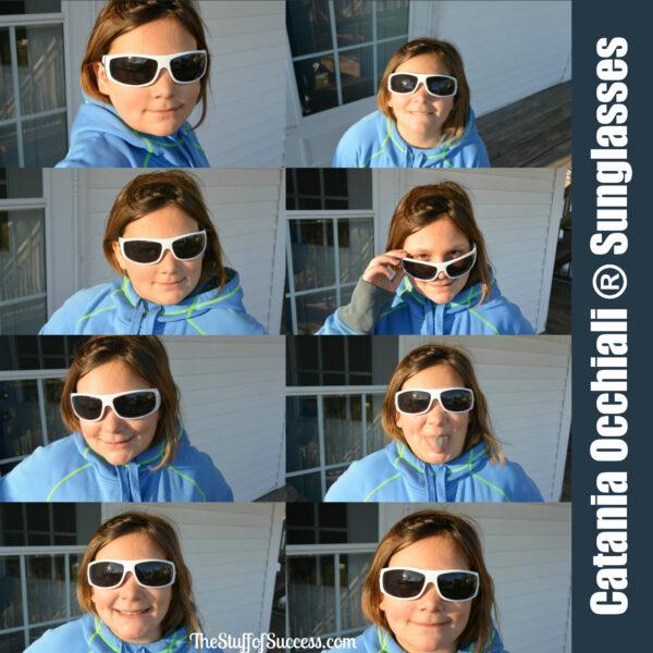 Catania Occhiali ® Sunglasses in Action