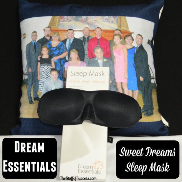 Dream Essentials Sweet Dreams Sleep Mask