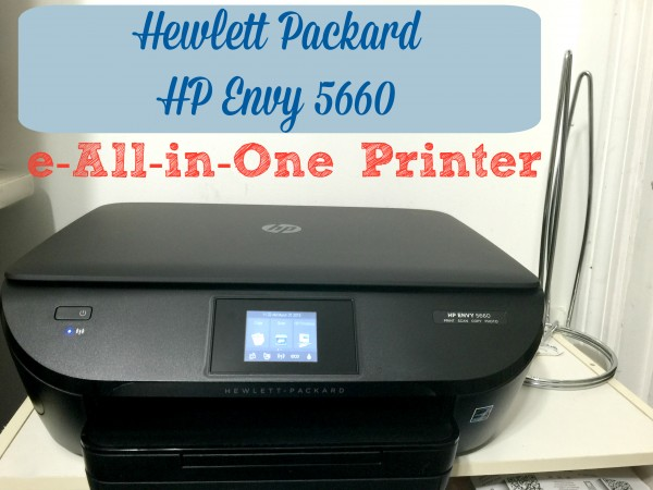Hewlett Packard HP Envy 5660