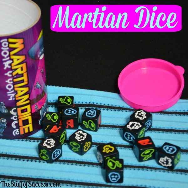 Martian Dice Giveaway Exp 3/16