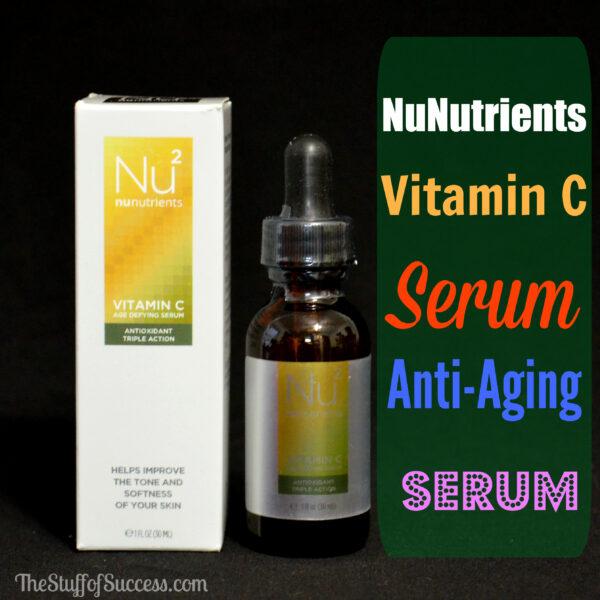 NuNutrients Vitamin C Serum Anti Aging Serum