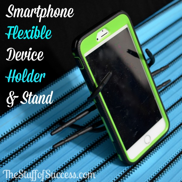 Smartphone Flexible Device Holder & Stand