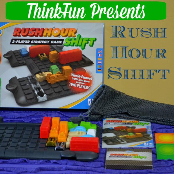 ThinkFun Presents Rush Hour Shift