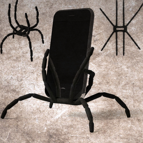 spiderphoneholder