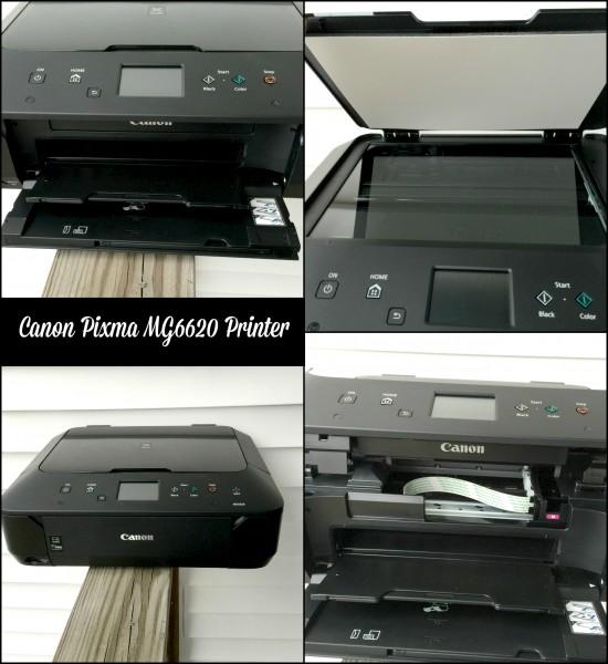 Canon Pixma MG6620 Printer