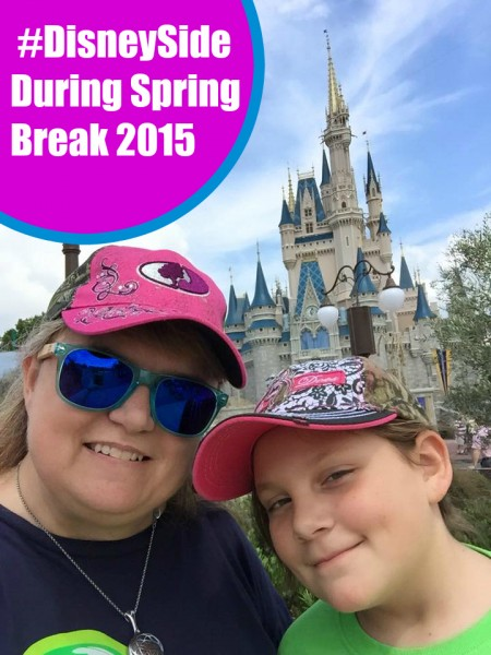 DisneySide During Spring Break 2015