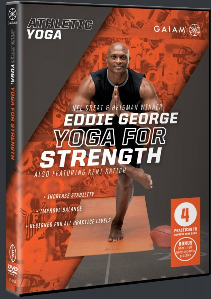 EddieGeorge Yoga for Strength