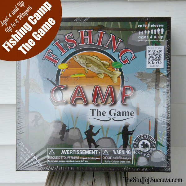 Fishing Camp The Game Giveaway Exp 4/29