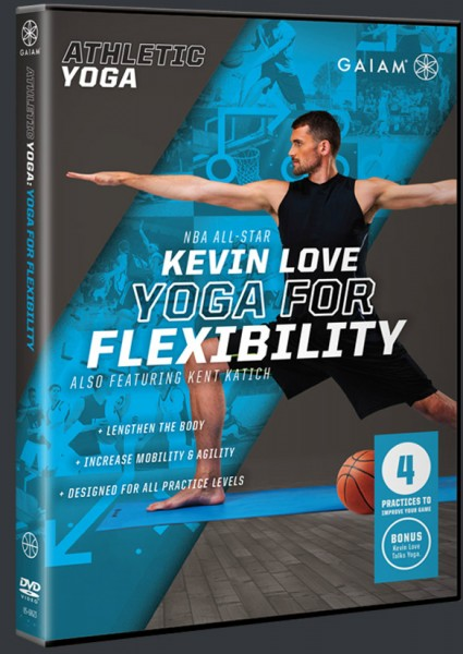 KevinLove Yoga for Flexibility
