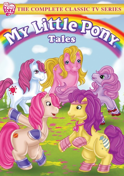 My Little Pony Tales - The Complete Classic TV Series Giveaway Exp 4/22