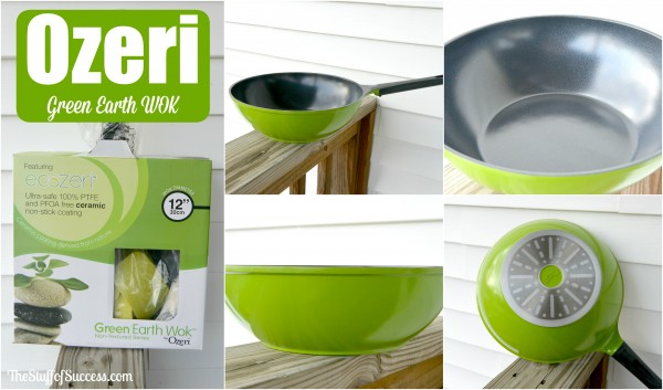 Ozeri Green Earth Wok