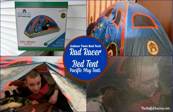 Rad Racer Bed Tent Giveaway Exp 4/29