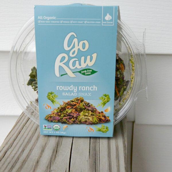 Rowdy Ranch Salad Snacks