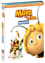 Get Your Maya The Bee Movie Printable Earth Day Activity Sheets