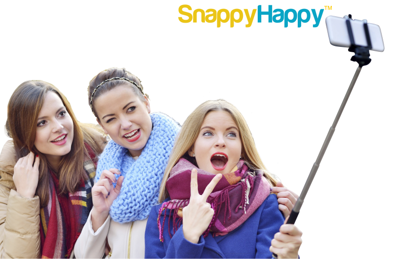 Snappy Happy Monopod Giveaway Exp 5/27