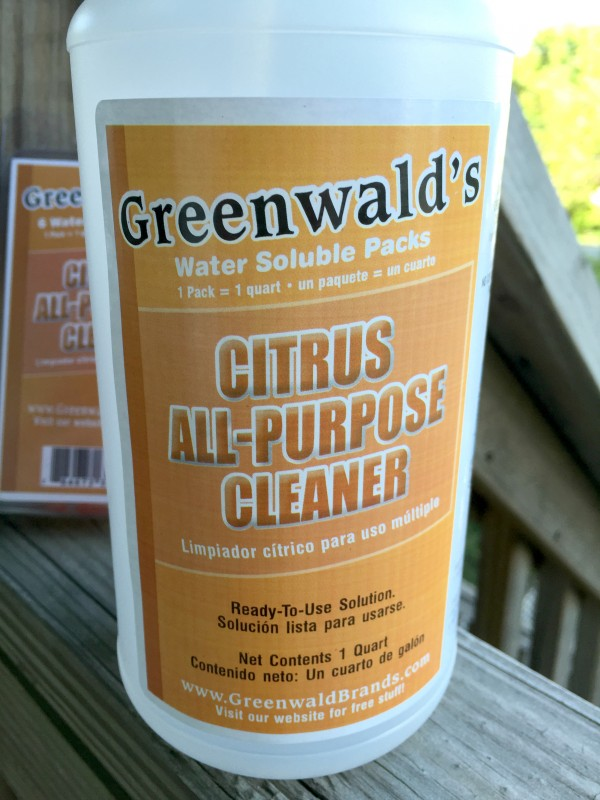 Citrus All Purpose Cleaner 2