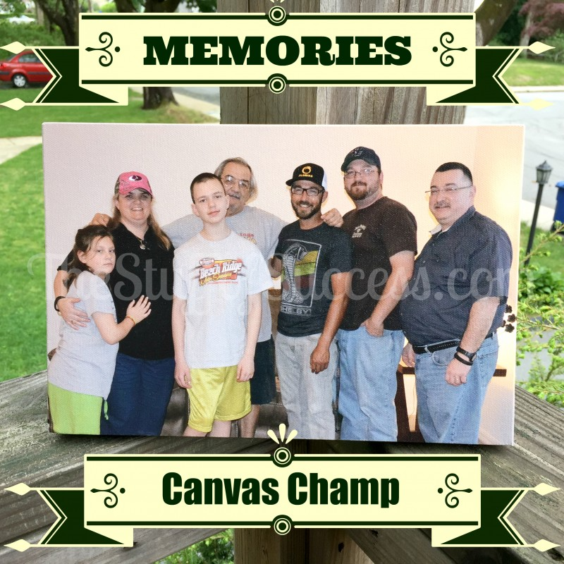 Creating Memories with Canvas Champ