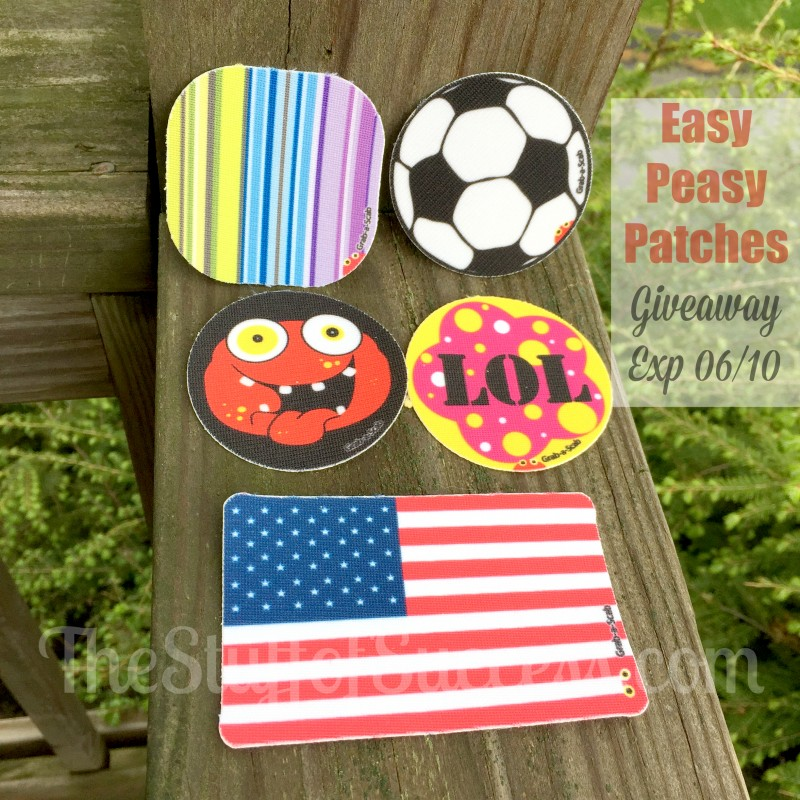 Easy Peasy Patches Giveaway