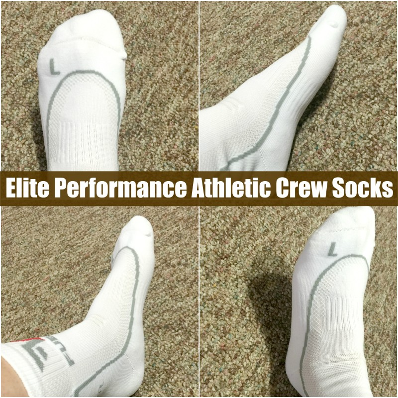 Elite Athletic Socks Giveaway Exp 5/31