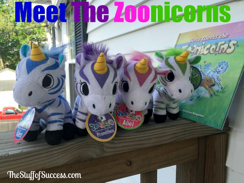 Meet The Zoonicorns