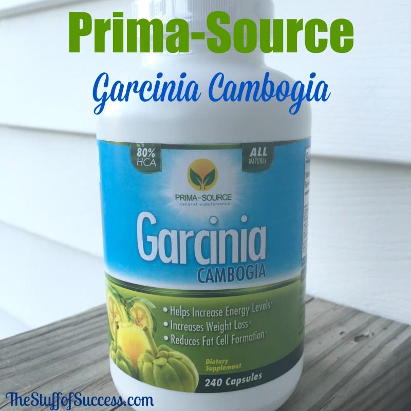 Prima Source Garcinia Cambogia