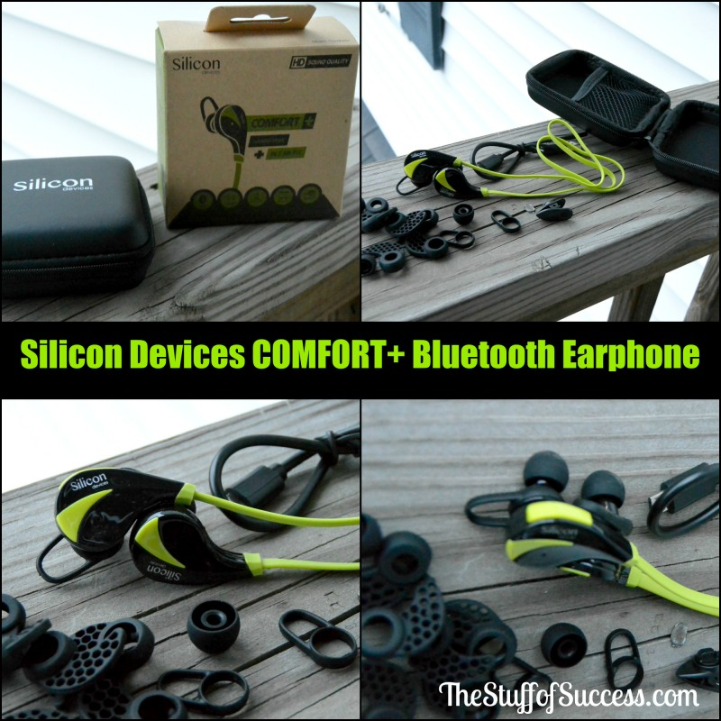 Silicon Devices COMFORT+ Bluetooth Earphone