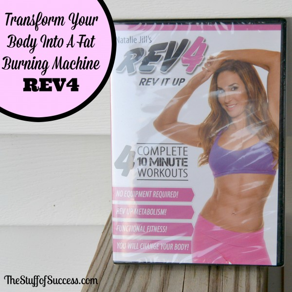 Transform Your Body Into A Fat Burning Machine With Rev4