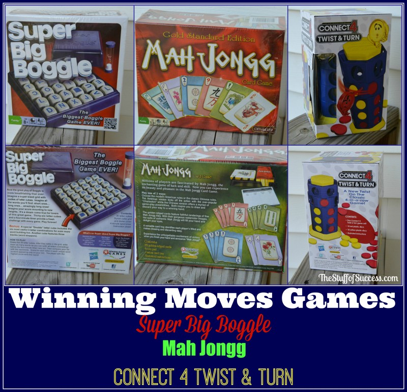 Winning Moves More